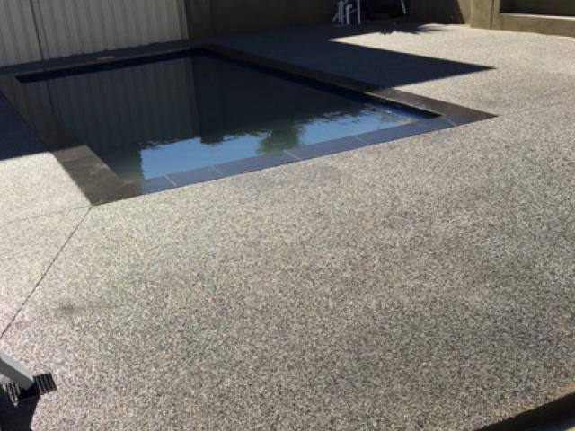 Exposed Aggregate Driveways Liquid Limestone Perth
